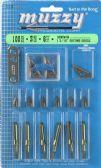 3 Units of Muzzy MUZZY 100GRAIN  3BLADE 6 PK - Hunting - Archery