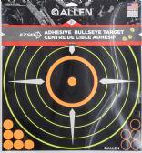 23 Units of Allen EZ See Adhesive Round Bullseye - Hunting - Archery