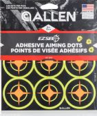 31 Units of Allen EZ See Adhesive Aiming Dots - Hunting - Archery