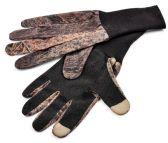 17 Units of Mossy Oak Mesh Glv w Tch Fng L/XL BRU - Hunting - Hunting Apparel