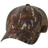 19 Units of Outdoor Cap AOBU CAP W/MESH BACK - Hunting - Hunting Apparel