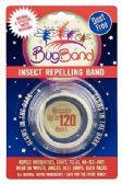 50 Units of Bugband Glow Wristband-LG-10ct Display - Outdoor Recreation - Bug Repellants