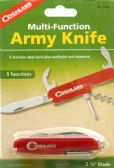 37 Units of Coghlan'S Ltd. 5 FUNCTION ARMY KNIFE          - Outdoor Recreation - Camping