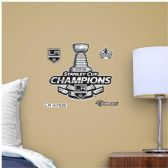 30 Units of Nhl LA Kings 2014 Champ Fathead - Sports Licensing and Gifts - Sports Licensing