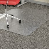 Lorell Economy Weight Chair Mat - Chairs