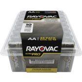 24 Units of Rayovac ALAA-48F Mercury Free Alkaline Batteries, AA 48 Pk - Office Supplies