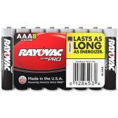 120 Units of Rayovac Multipurpose Battery - Batteries