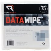 288 Units of Read Right DataWipe RR1250 Cleaning Wipe - Janitorial Supplies
