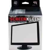 Read Right Kleen and Dry Screen Cleaning Pad - Note Books & Writing Pads