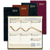50 Units of Rediform Aristo Bonded Leather Weekly Executive Pocket Planners - Planners