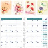 65 Units of Rediform Blossom Academic Monthly Planner - Planners