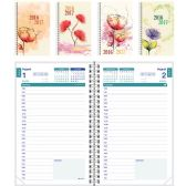 47 Units of Rediform Blossom Daily Academic Planner - Planners