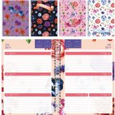 25 Units of Rediform Blossom Weekly Academic Planner - Planners