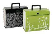 4 Units of Case File, 19 Pockets, Letter size, Fashion 4-Color Prints - File Folders & Wallets