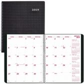 Rediform DuraFlex Nonrefillable Monthly Planner - Planners