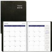 Rediform DuraGlobe 14-Monthly Planner - Planners & Journals