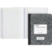 TOPS Wide-Ruled Composition Book - Office Supplies