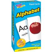 Trend Alphabet Flash Cards - Classroom Learning Aids