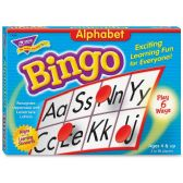 Trend Alphabet Learners' Bingo Game - Classroom Learning Aids