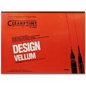 7 Units of Clearprint Design Vellum Pad - Sign