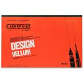 14 Units of ClearPrint Plain Vellum Pad - Note Books & Writing Pads