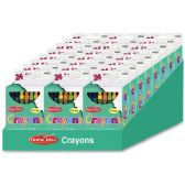 CLI Creative Arts Crayons Display - Crayon