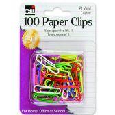 1500 Units of CLI No. 1 Paper Clip - Paper