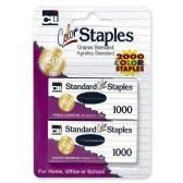672 Units of CLI Standard Colored Staple - Staples & Staplers