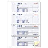 Rediform Hardbound Money Receipt Book - Receipt book
