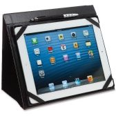 20 Units of Rediform I-PAL EP100N Carrying Case for iPad - Black - Writing pad