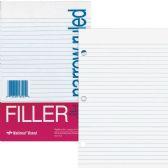 Rediform National Standard Filler Paper - Paper