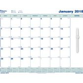 26 Units of Rediform Static Cling Monthly Wall Calendar - Calendar
