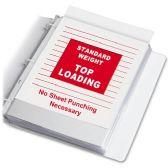 C-line Polypropylene Top Loading Sheet Protector - Sheet protector