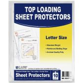 C-line Standard Weight Sheet Protector - Sheet protector