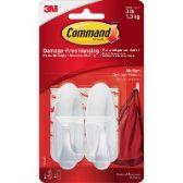 Command Medium Designer Adhesive Hooks - Sign