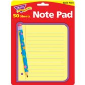 Trend Classroom Paper Note Pad - Paper