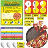 Trend Fraction Action Bulletin Board Set - Bulletin Boards & Push Pins