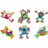 Trend Frog-tastic Classic Accents Variety Pack - Classroom Learning Aids