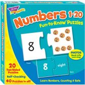 Trend Fun-to-Know Jigsaw Puzzle - Classroom Learning Aids