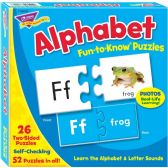 Trend Fun-to-Know Puzzle - Classroom Learning Aids