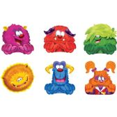 108 Units of Trend Furry Friends Classic Accents Variety Pack - Classroom Learning Aids