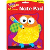 Trend Owl-Stars Shaped Note Pads - Writing