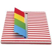 204 Units of Redi-Tag Designer Flag Desk Dispenser - Tags