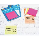 Redi-Tag Neon SeeNote Stickies - Tags