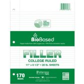 24 Units of Roaring Spring Recycled Filler Paper - Paper