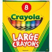Crayola 52-0080 Crayon - Crayon