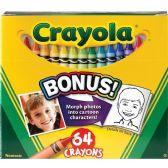 Crayola 52-064D Crayon Set - Crayon