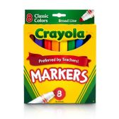 Crayola Classic Colors Markers - Markers