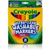 Crayola Classic Washable Marker Set - Markers