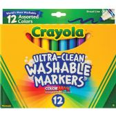 Crayola Classic Washable Markers - Markers